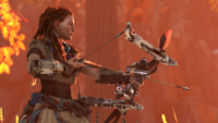 Horizon Zero Dawn Aloy Stalking