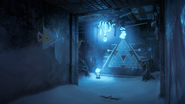 Ourea's Retreat interior