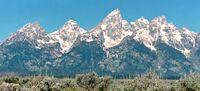 RL Grand Teton Range