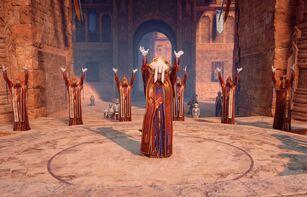 Sun-Priests