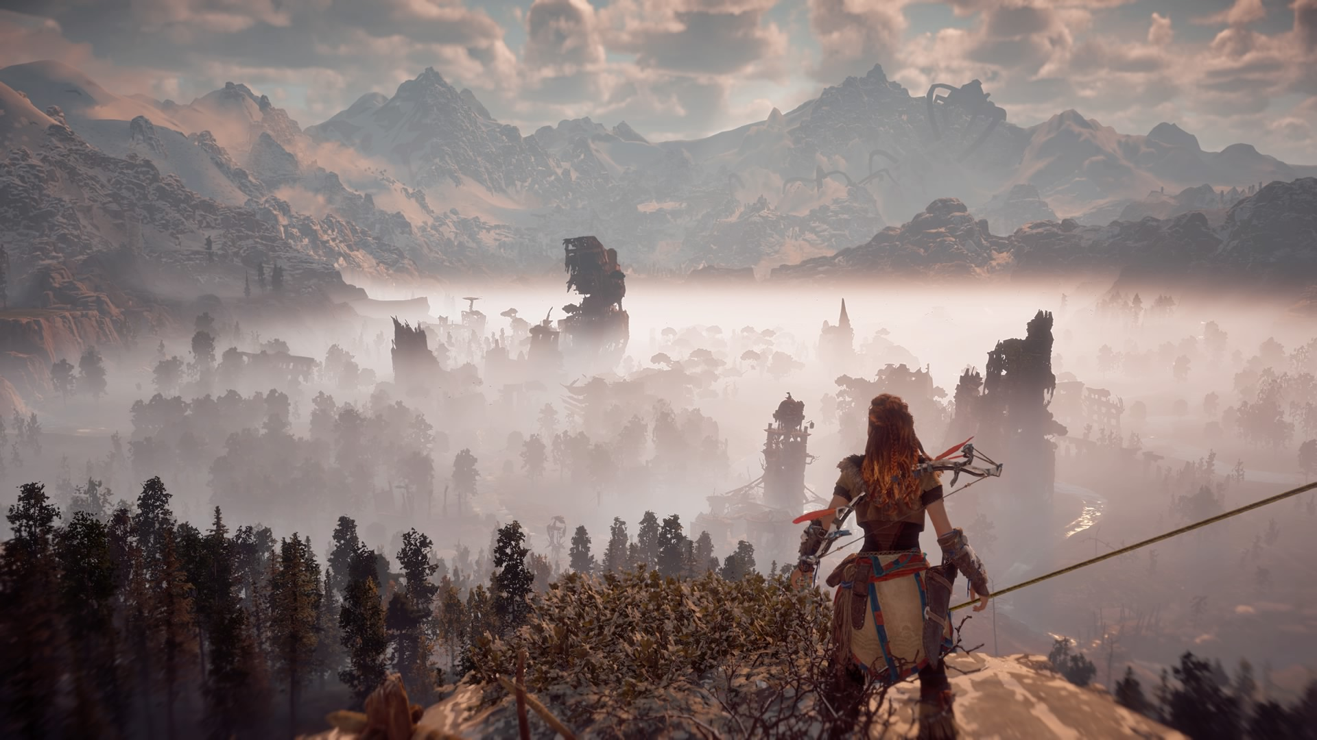Horizon Zero Dawn Karte Ruinen.Heiliges Land Horizon Zero Dawn Wiki Fandom Powered By Wikia