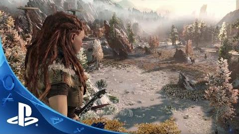 Horizon Zero Dawn - Paris Games Week 2015 Horizon Gameplay Walkthrough Video