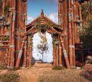Northern Embrace Gate