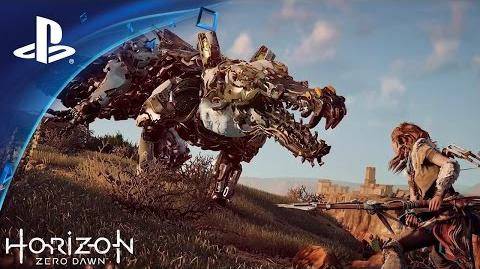 Horizon Zero Dawn - Evolution der Maschinen PS4