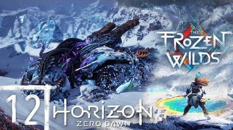 The Claws Beneath - The Frozen Wilds Episode 12 - Let's Play Horizon Zero Dawn -BLIND-