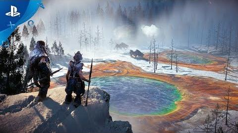 Horizon Zero Dawn - The Frozen Wilds DLC PS4 Trailer E3 2017