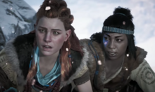Aloy and vala