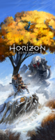 Horizon Zero Dawn E3 Key Art Wingman Thunderhawk