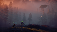 Horizon Zero Dawn Landschaft 2