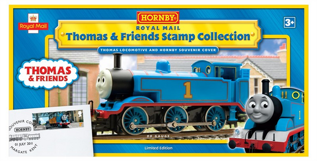 File:Thomas the Tank Engine - British Stamp Collection.png