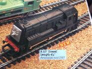 Prototype Thomas models 002