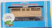 Hornby cattle wagon