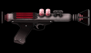Crocker energy gun