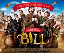Bill shakespeare comedy
