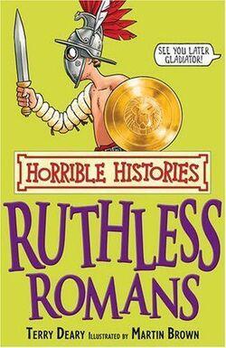 Ruthless-Romans-(Horrible-Histories)