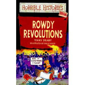 Rowdy Revolutions cover