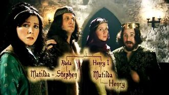 Horrible Histories - Stephen, Matildas and Henry