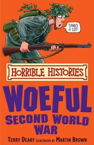Woeful second world war cover