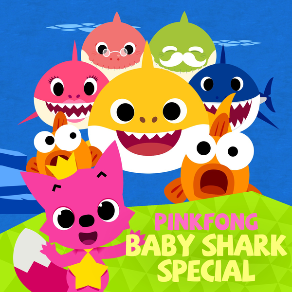 Baby Shark Pinkfong Version Horrible Music Amp Songs