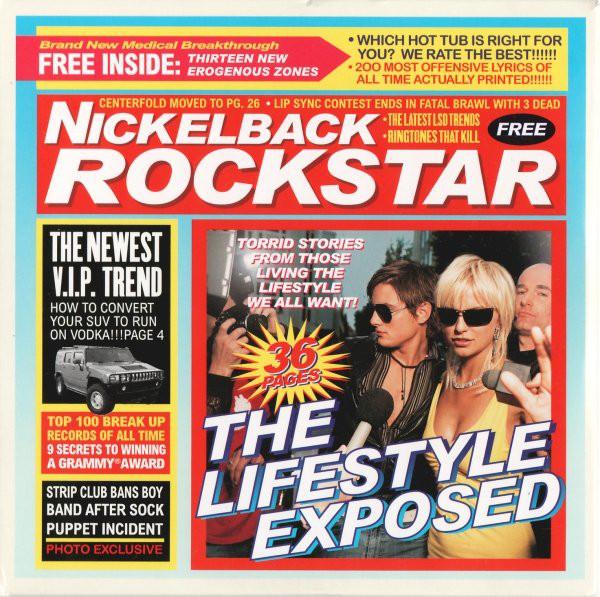 Rockstar (Nickelback song) | Horrible Music & Songs Wiki | FANDOM