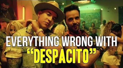"Everything Wrong With Luis Fonsi - ""Despacito (ft"