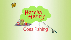 Horrid Henry Goes Fishing