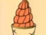 Carrot Ice Cream