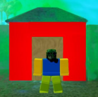 Plate Events Horrific Housing Wiki Fandom - escape the colorful houses obby roblox