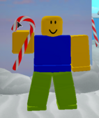 'Somebody will get a delicious Candy Cane'