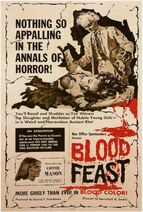 Blood Feast locandina