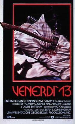 Venerdi 13 locandina
