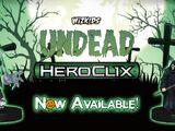 HeroClix: Undead