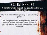 Extra Effort