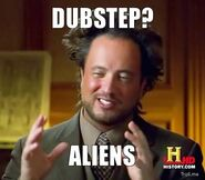 Dubstep-aliens