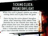 Ticking Clock: Broad Daylight (FSF1C)