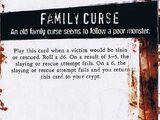 Family Curse