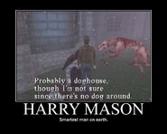 Harry Mason Motivational by Brookels
