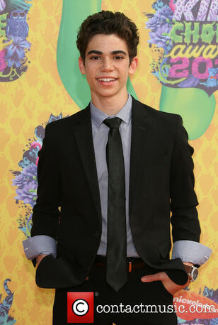 Cameron-boyce-nickelodeon-kids-choice-awards-2014 4131542