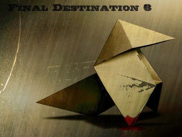 Final Destination 6 cover