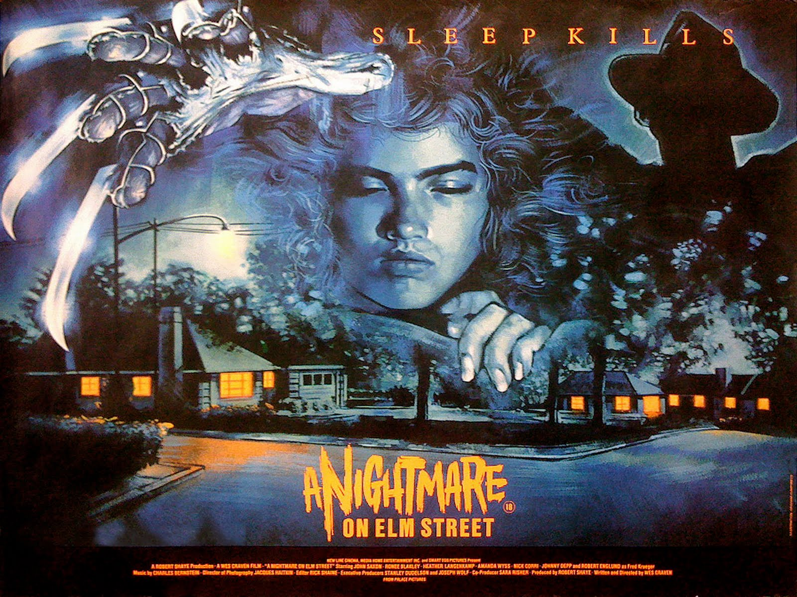 Image result for nightmare on elm street