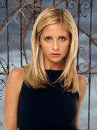 Buffy-sarah michelle gellar
