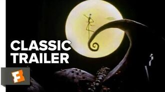 The Nightmare Before Christmas (1993) Official Trailer 1 - Animated Movie