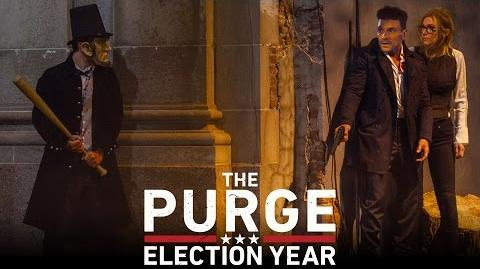 The Purge Election Year - Official Trailer 2 (HD)