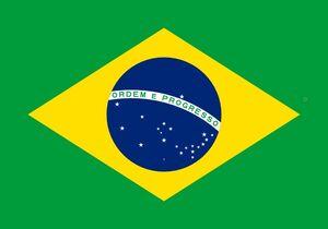 Flag of Brazil (1960-1968)