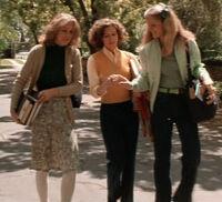 Halloween 1978 girls