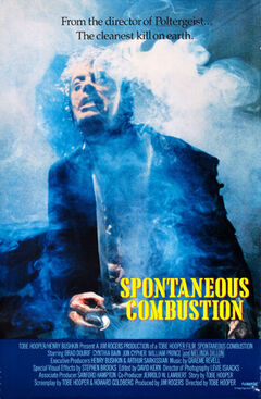 Poster of the movie Spontaneous Combustion
