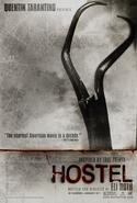Hostel DVD cover