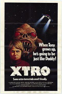 Xtro-Poster
