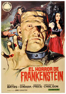 Horror of frankenstein poster 03-1-