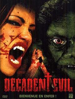 Decadent-Evil-Affiche